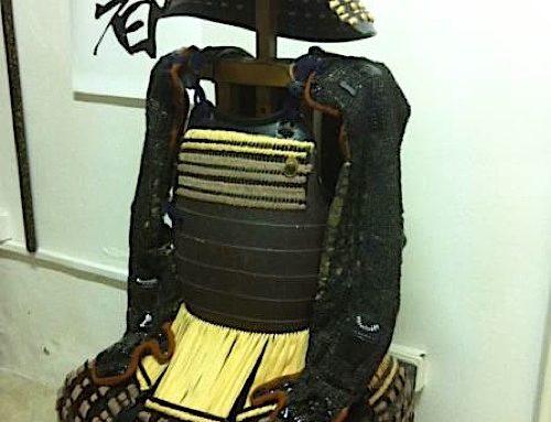 Dangae-Dou Tousei Gusoku Samurai Armor