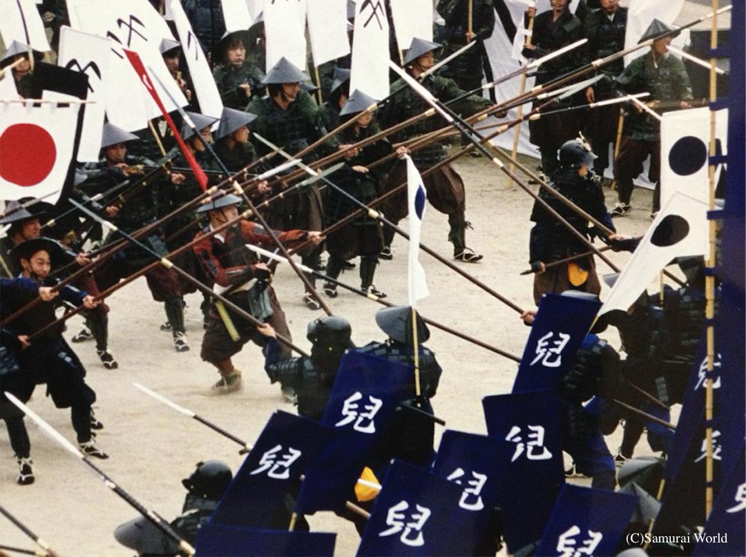 Yari, Samurai Long Spears – Samurai World