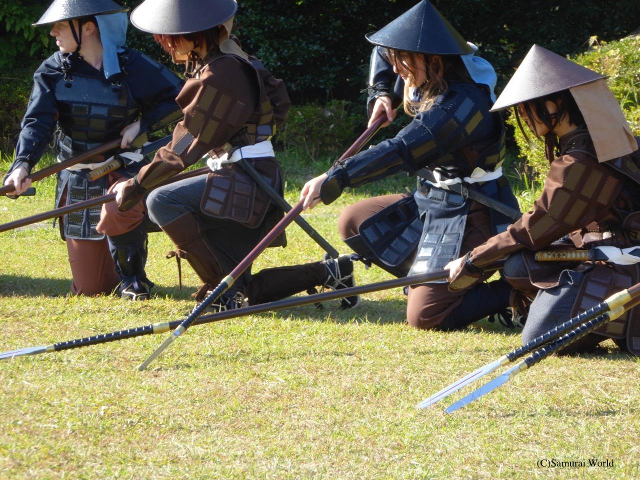 Yari-busuma – Samurai World