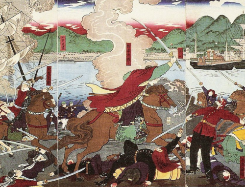 The Battle of Hakodate