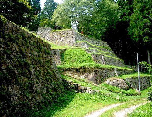 Iwamura Castle, Gifu Prefecture