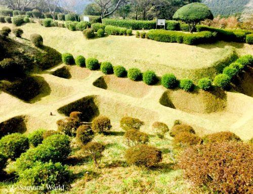 Yamanaka Castle, Shizuoka Prefecture