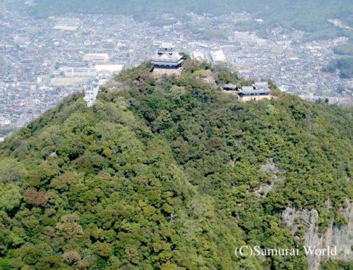 Gifu Castle, Gifu Prefecture
